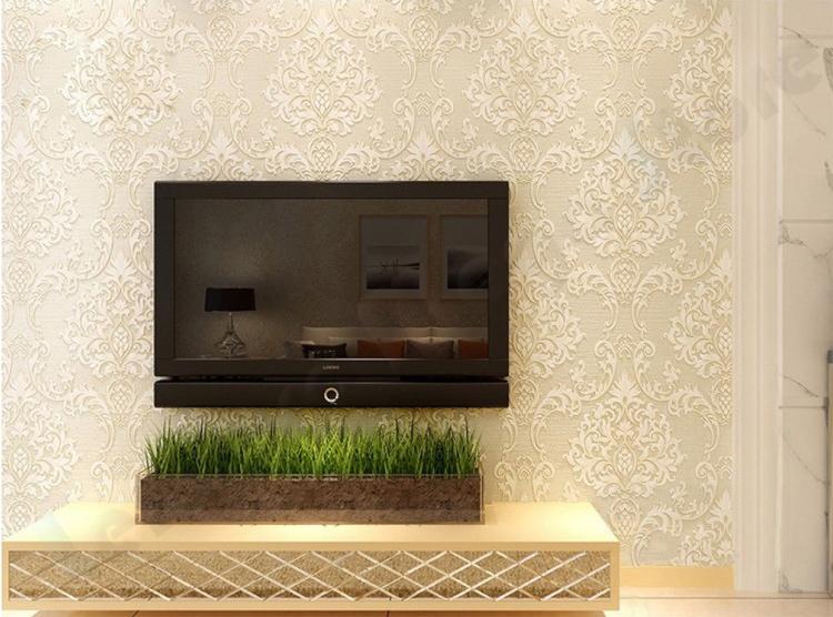 Papel de parede não lavável