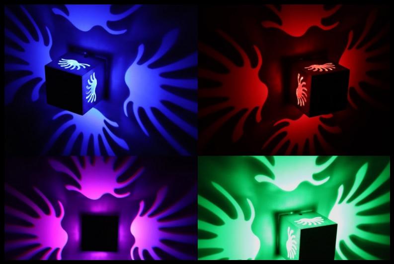 Arandela LED - Nova tendência