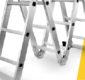 Escada multifuncional: Veja como usá-la de diversas formas