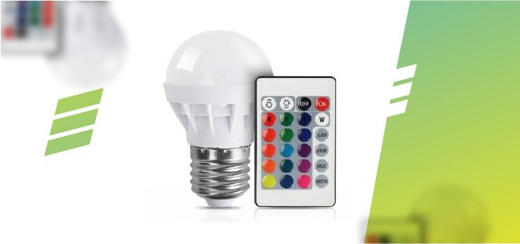 Lâmpada LED RGB: Qual A Melhor Para 2020/2021