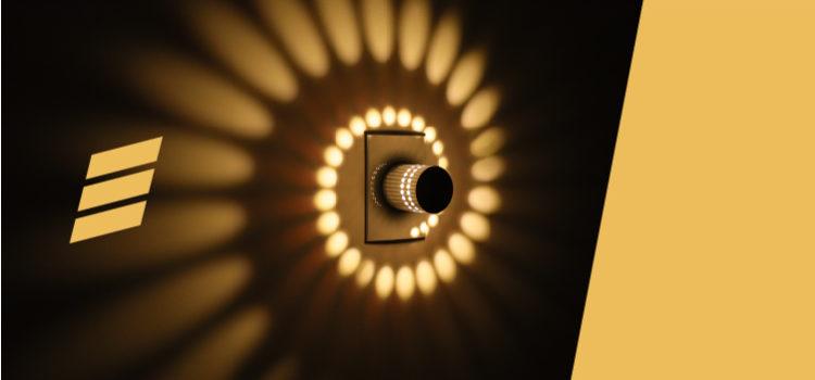 Quais os tipos de Arandelas em LED no mercado ?