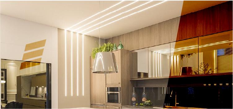 Luminária de LED Para Cozinha: O Que é Para Que Serve?