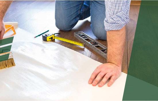 Como colocar papel de parede para cozinha lavavel: Passo a passo