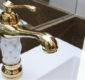 Como decorar seu banheiro com o kit banheiro dourado