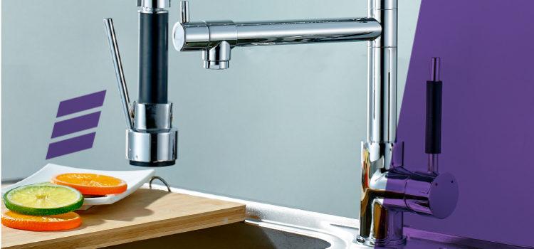 Torneira Gourmet: Como escolher a perfeita para sua cozinha?