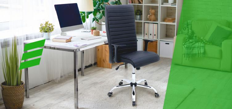 Cuidados essenciais com sua cadeira para escritório