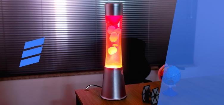 Lava Lamp e seus incríveis modelos