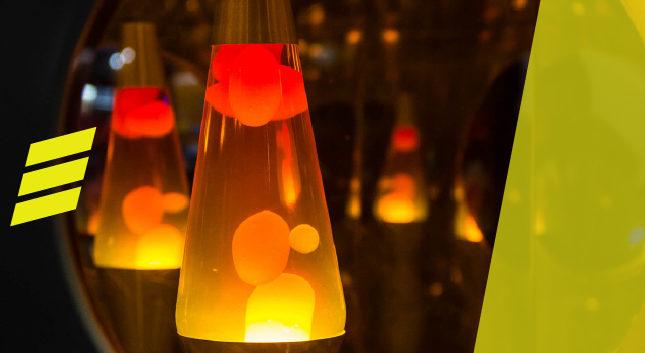 Veja aqui 10 incríveis modelos de lava lamp de deixar qualquer um de boca aberta!!!